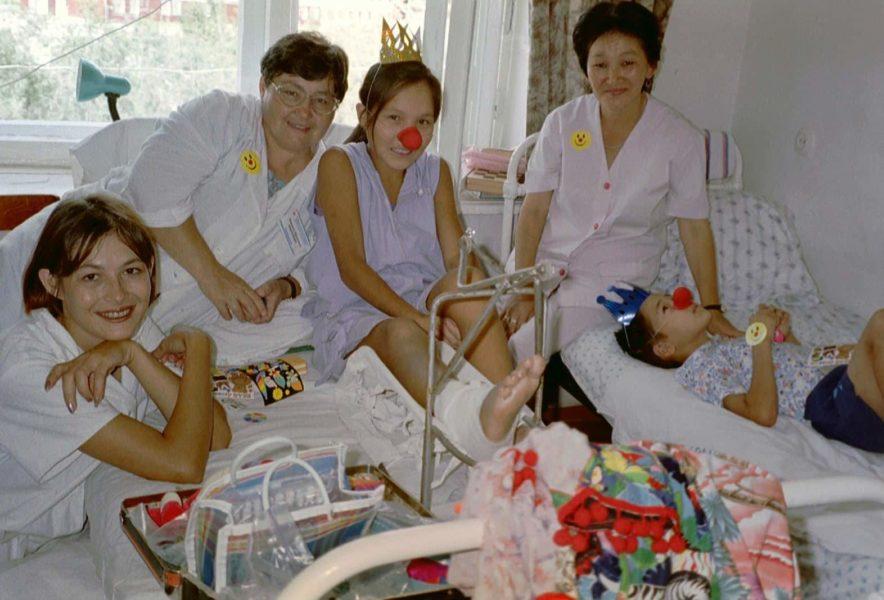 Siberia hospital 2003