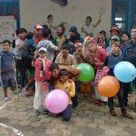 Humanitaire Clowns reis naar Nepal.