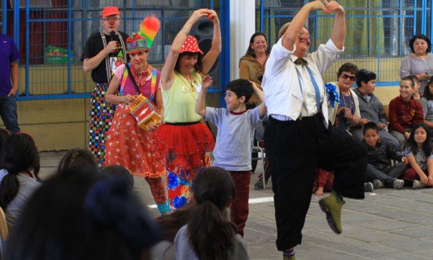 Chili en Peru 2014