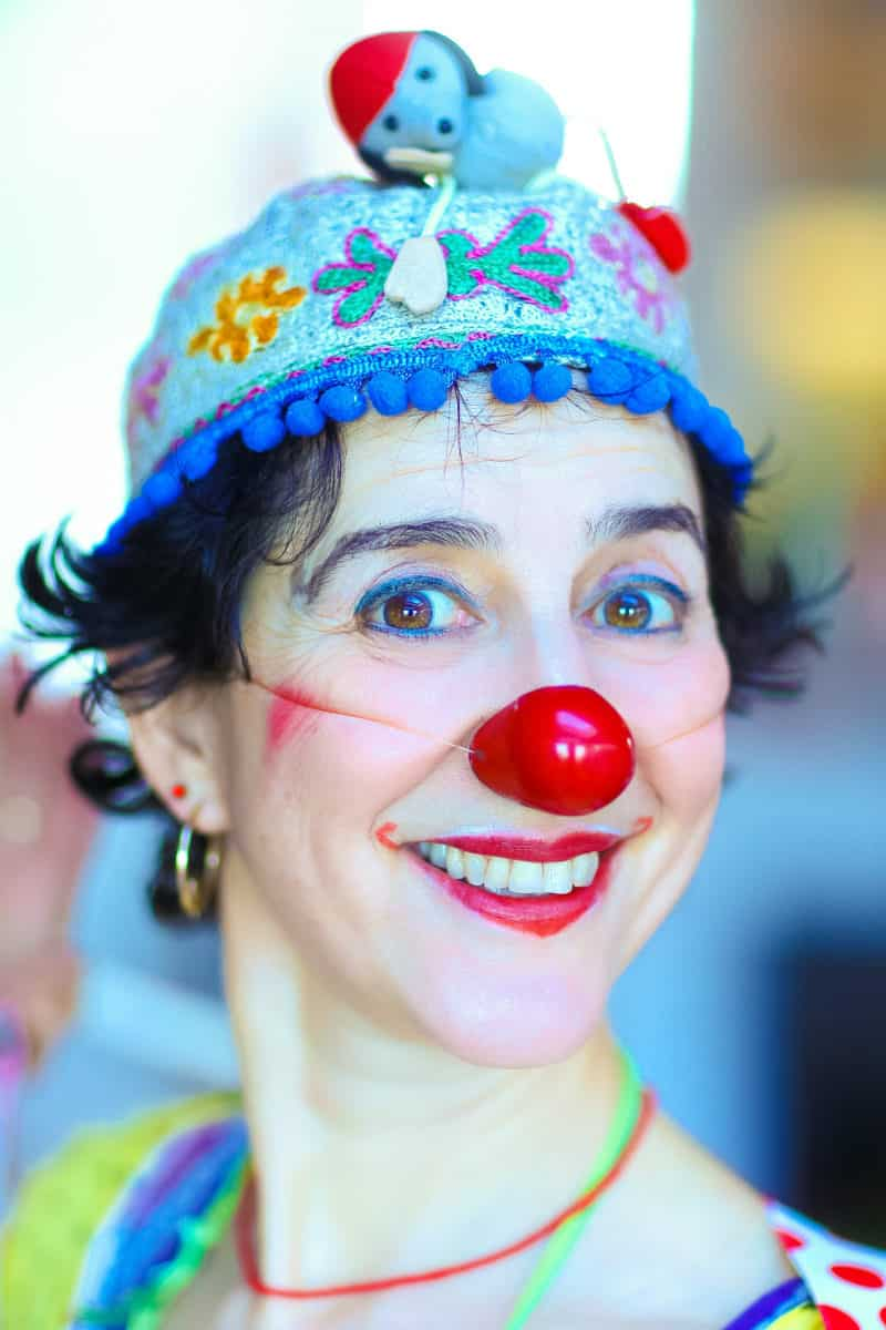 Clown Bijouxxx: Evelyn Citroen
