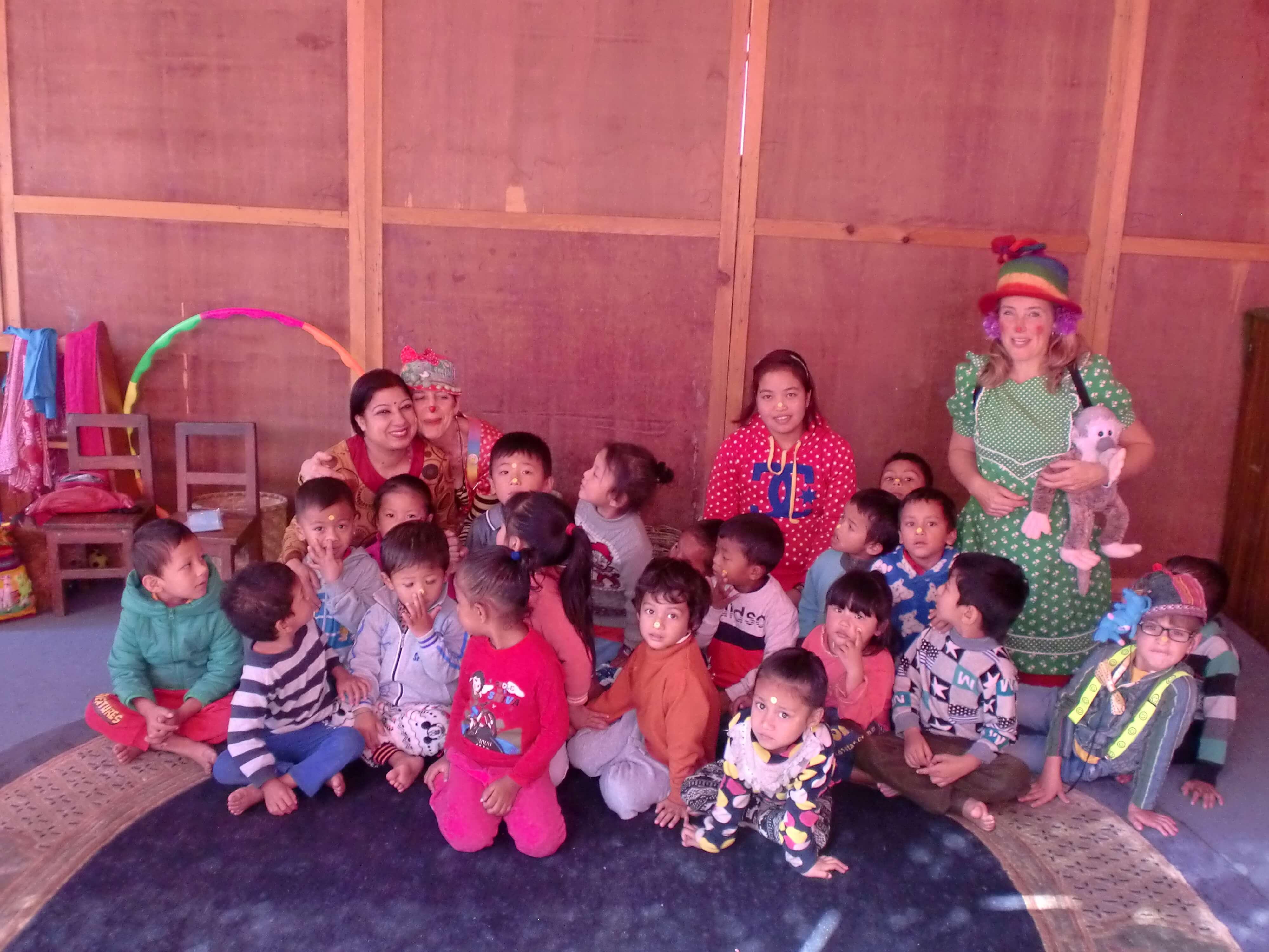 Nepal 2017 Clownreis Clown Bijouxxx (1)